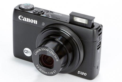 Фотоапарат canon s120