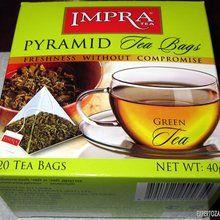 Хороший чай, для любителів пакетиків