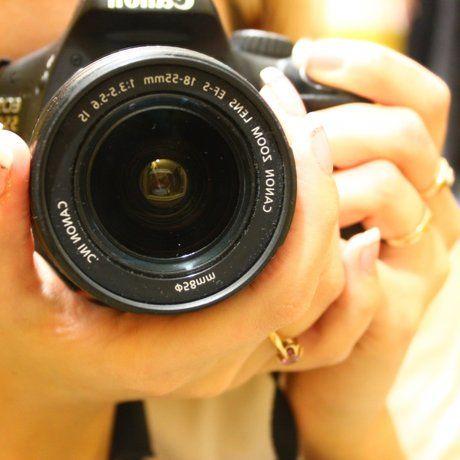 Як фотографувати на дзеркальну фотокамеру