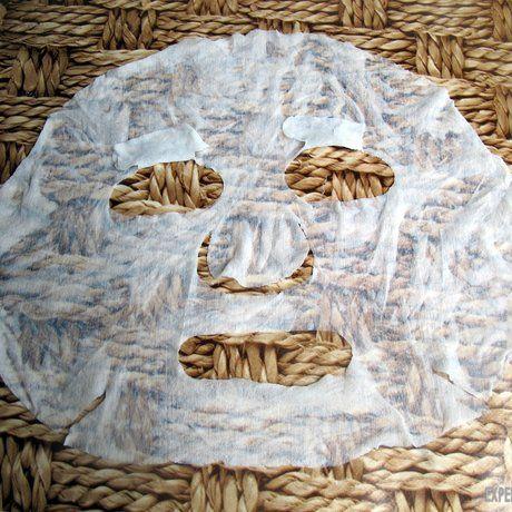 Як зробити протизапальну маску з собачої слиною