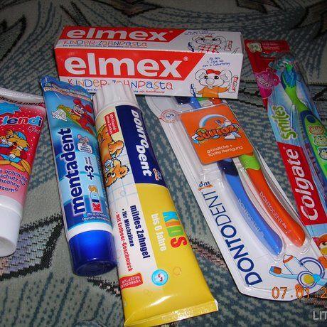 Як вибрати зубну пасту для дітей до 3 років