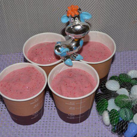 Як за 5 хвилин приготувати фруктове м`яке морозиво