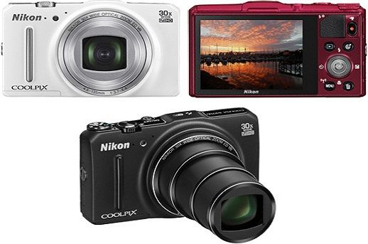 Огляд цифрової фотокамери nikon coolpix s9700