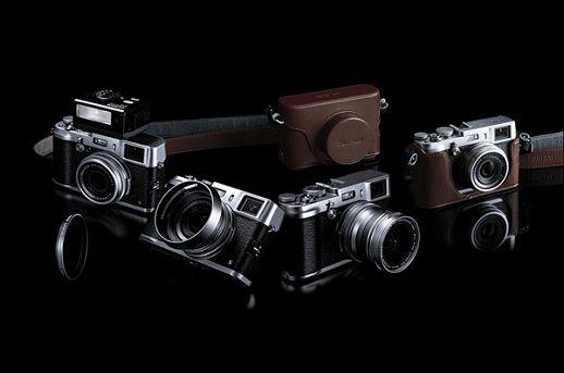 Сучасний ретро-фотоапарат fujifilm x100s