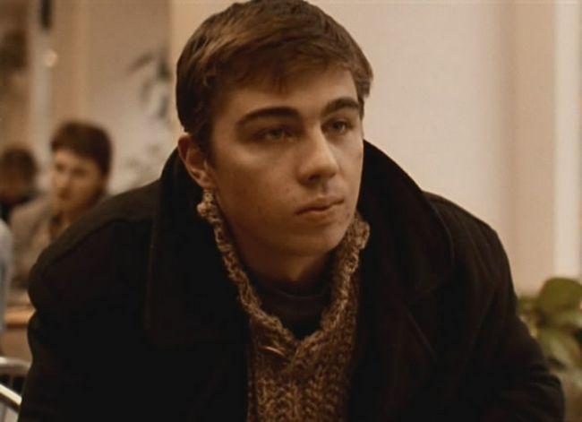 Сергій Бодров-мл. у фільмі * Брат *, 1997.